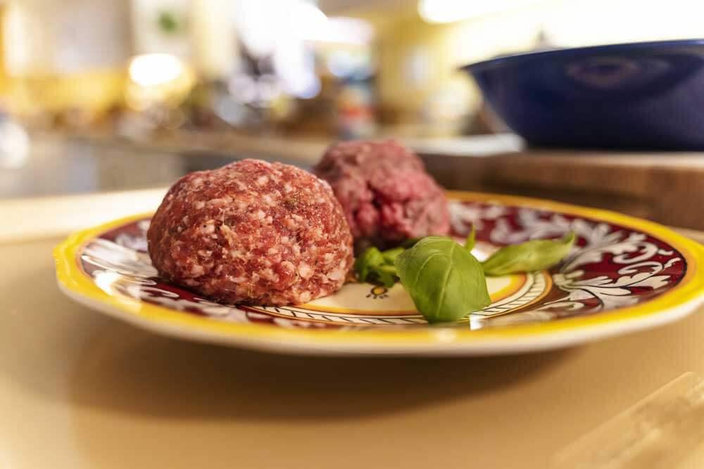 Dutch Oven Meatballs
